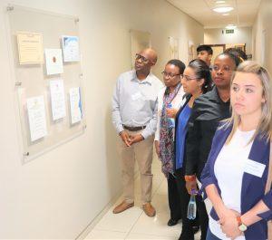 Students Visit SAGL